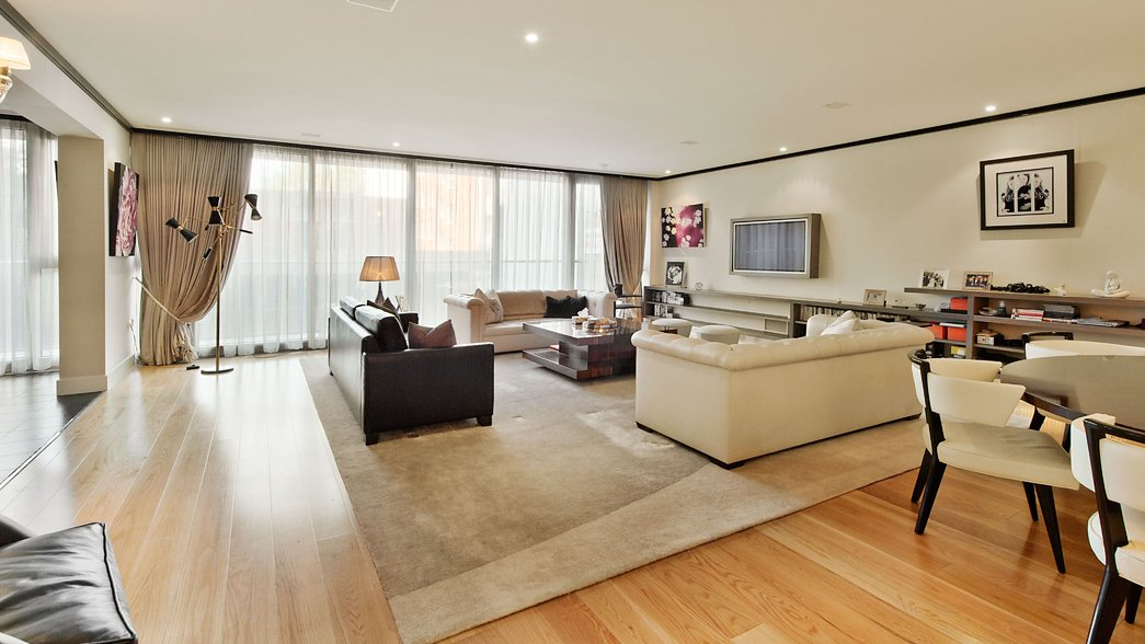 Apartment Sold In 199 Knightsbridge London Sw7 Residential S Property Search Wellbelove Quested Estate Agents